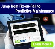 Machine Condition Monitoring and Predictive Maintenance