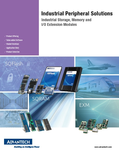 2019 Industrial Flash and Memory Solutions Brochure