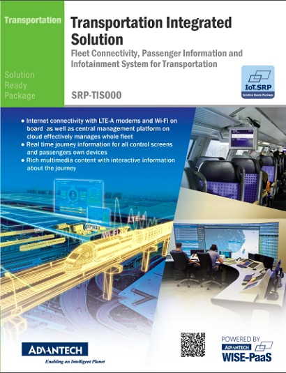 Fleet Connectivity, Passenger Information and Infotainment System for Transportation