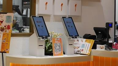 Taiwan SECOM Utilizes Kiosk to Optimize The Soup Spoon's Customer Dining Experience