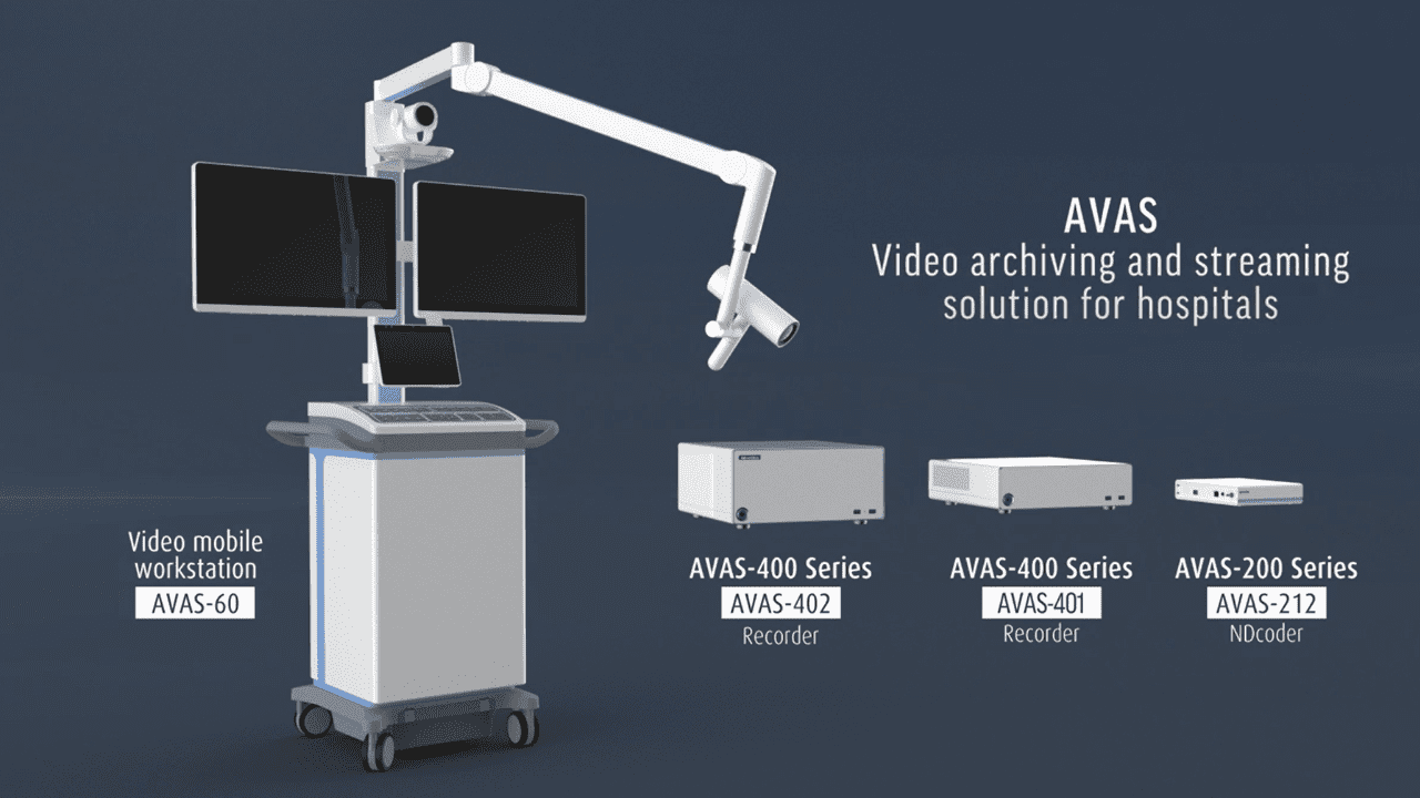 【Advantech AVAS-60】 Upgrade your OR with interoperability!