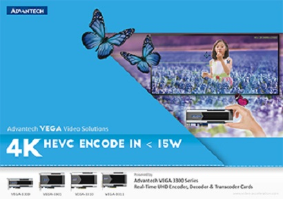 Advantech VEGA 3300 Series