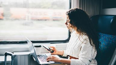 Polish Intercity Railway Builds On-Board Infotainment System with Advantech Solution to Significantly Improve Rider Experience
