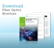 Fiber Optics Brochure Download Banner
