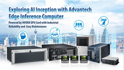 Advantech's AI Edge Inference IPC