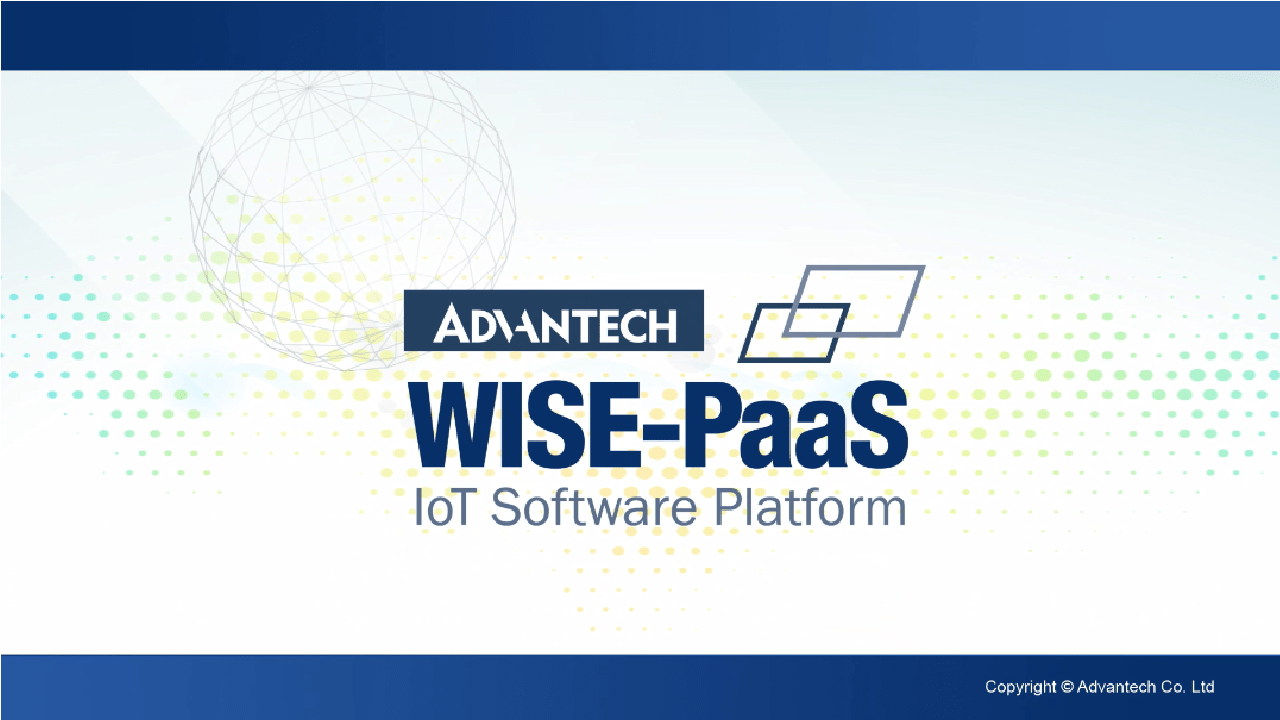 Enabling IoT & Industry 4.0 with WebAccess and WISE-PaaS Alliance