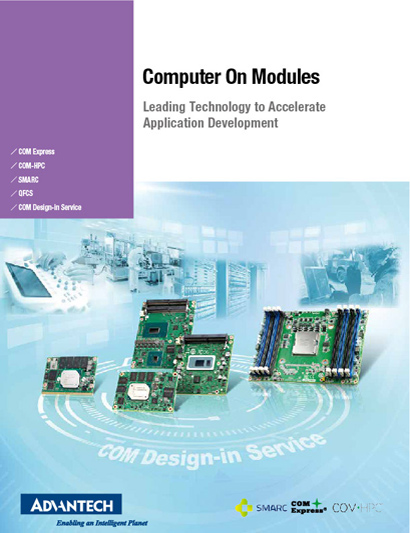 Computer on Modules Brochure