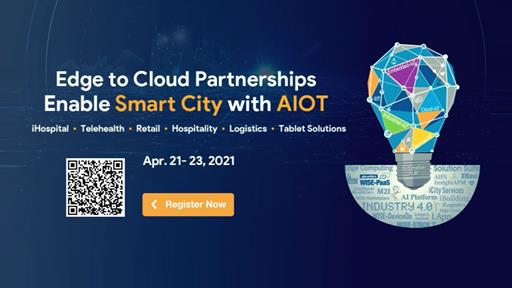 Advantech Connect Online Partner Conference to Promote Edge-to-Cloud Partnerships and AIoT Solutions for Smart City Services
