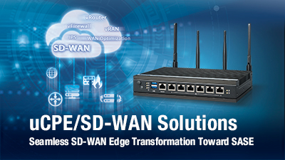 Seamless SD-WAN Edge Transformation Toward SASE
