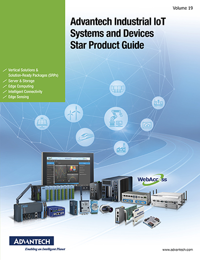 2019 Industrial IoT Systems and Devices Star Product Guide