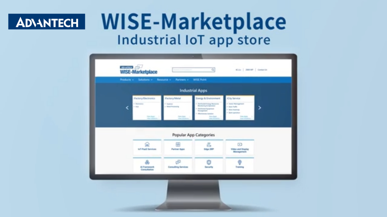 WISE-Marketplace, Industrial IoT App Store