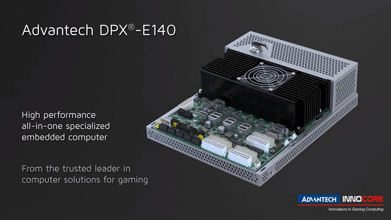DPX-E140 Product Walk through
