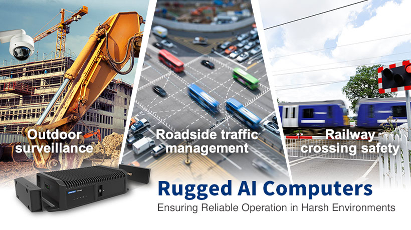 Rugged AI Computers