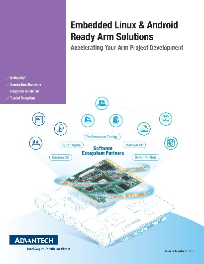 2018 Embedded Linux & Android Ready Arm Solutions