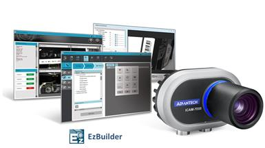 Advantech's ICAM-7000 Smart Camera Series Simplifies Machine Vision Deployment