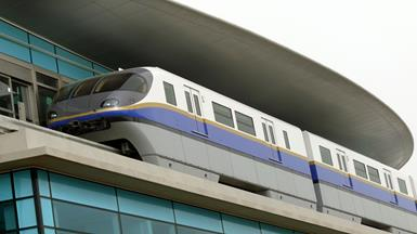 Building Passenger Information System with Advantech's Railway Panel PC in Qatar, Doha Metro