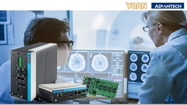 Advantech Partners with Yuan High-Tech to Introduce AI Edge Computing into Telemedicine
