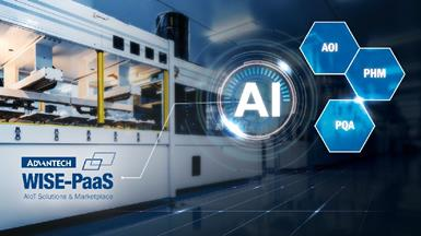 Advantech WISE-PaaS AI Solutions Redefine Smart Manufacturing
