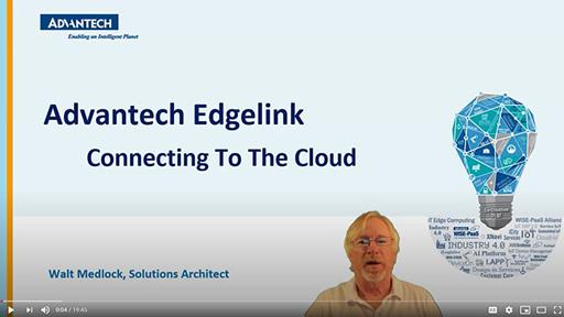 Bridging OT & IT: How to Connect a PLC to Azure with Advantech Edgelink