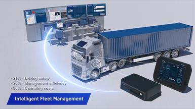 Advantech iLogistics TREK Series- Fleet Management(EN)