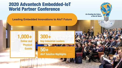 2020 Advantech Embedded-IoT World Partner Conference Highlights