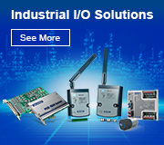 Industrial I/O Solutions