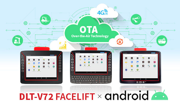 Advantech's DLT-V72 Facelift Series VMTs Now Support Android 9 with OTA Updates