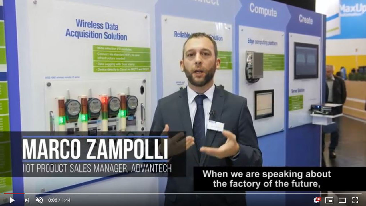 Advantech 4C demo - OEE Overall Equipment Efficiency (EN_sub)