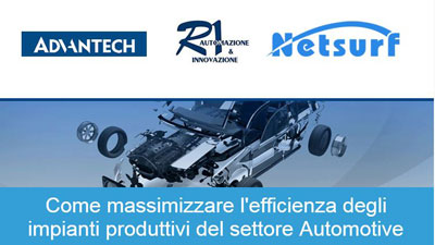Solution day Automotive Italy - April 12, 2019