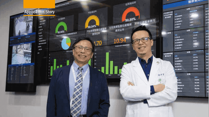 Yee Zen General Hospital Implements Command Center for Full Data Control