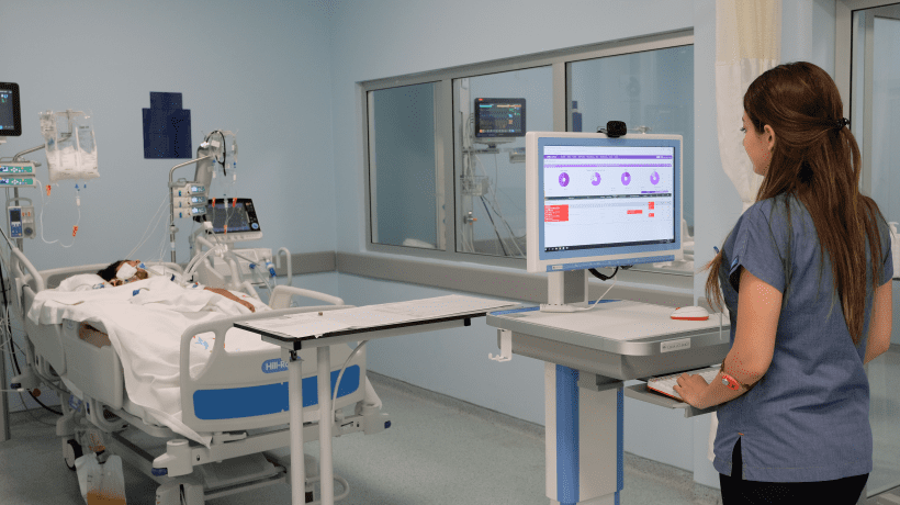 Ceiba Adopts Advantech's AMiS Medical Cart to Improve Telemedicine Efficacy