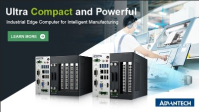 Ultra Compact and Powerful: Advantech Industrial Edge Computer