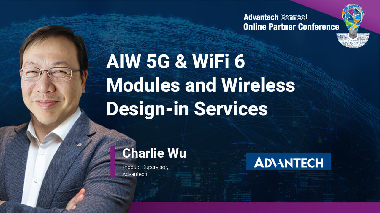 AIW 5G & WiFi 6 Modules and Wireless Design-in Services