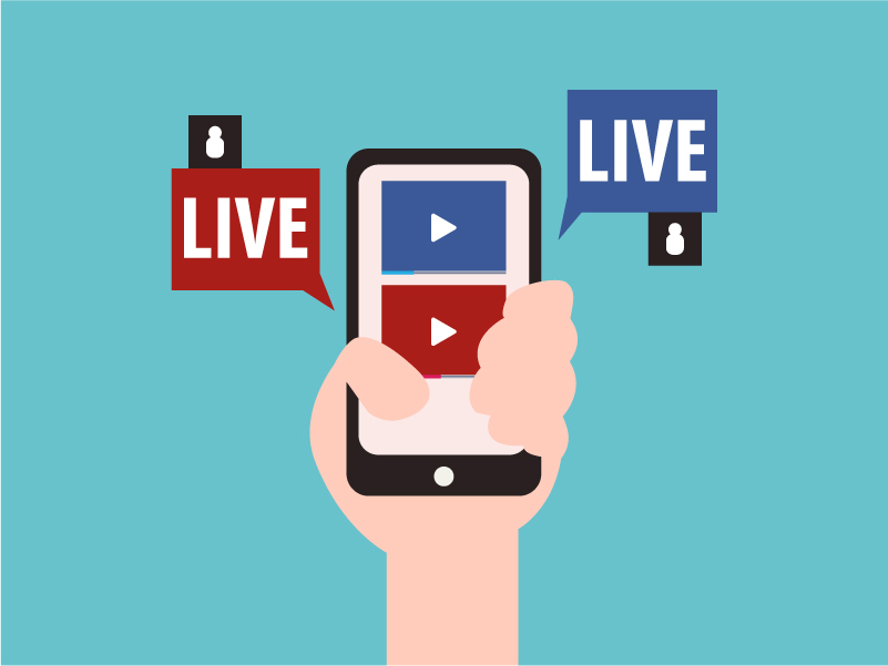 Advantech Professional Live Streaming for Social Media