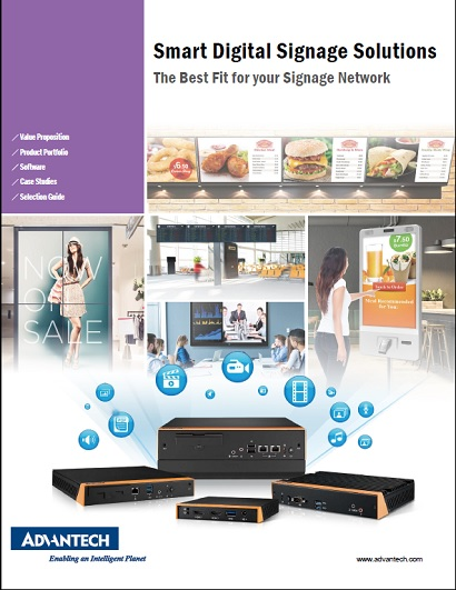 2019 Digital Signage Solutions Brochure