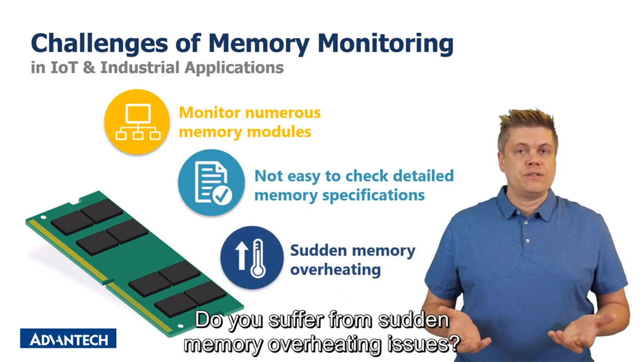 Realize Smart Memory Monitoring with SQRAM Manager Software