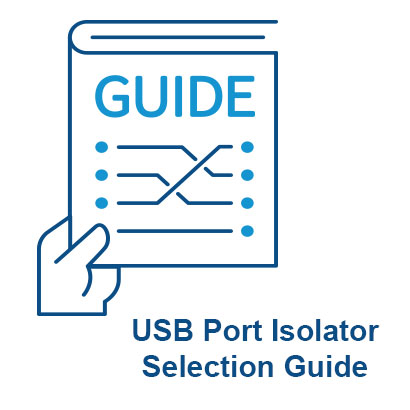 Selecting a USB Port Isolator for Your Next Project
