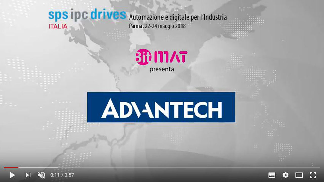 One click to Industry 4.0 with Advantech
