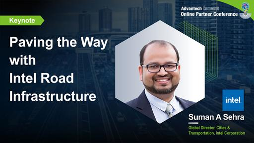 Paving the Way with Intel Road Infrastructure