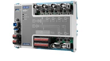 Advantech Launches New SuperSpeed USB 3.0 DAQ Module for Sound and Vibration Measurement