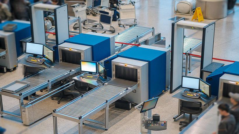 Hệ thống máy quét và kiểm tra hành lý tại sân bay đảm bảo tiêu chuẩn an ninh  châu Âu - Advantech