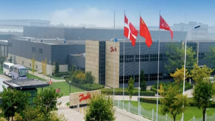 The collaboration between Tianjin Chinetek Barcode and Advantech helped Danfoss become a benchmark enterprise for factory digitization