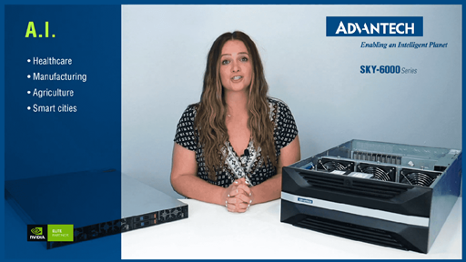 Advantech SKY-6000 GPU Server Series