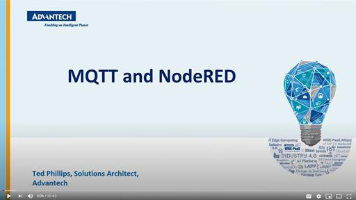 Introduction to MQTT & Node Red