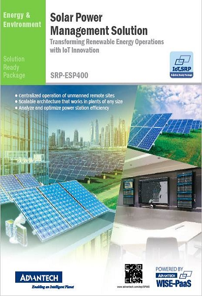Solar Power Management Solution