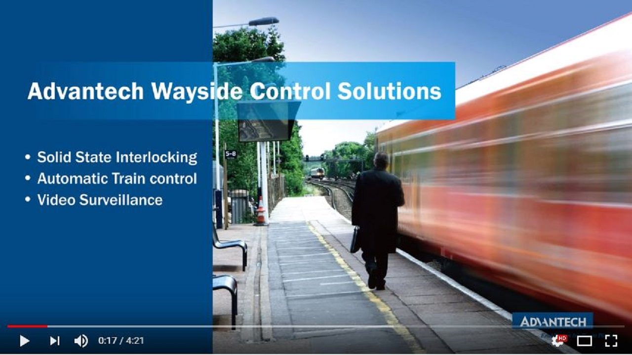 Advantech Wayside Control Solutions
