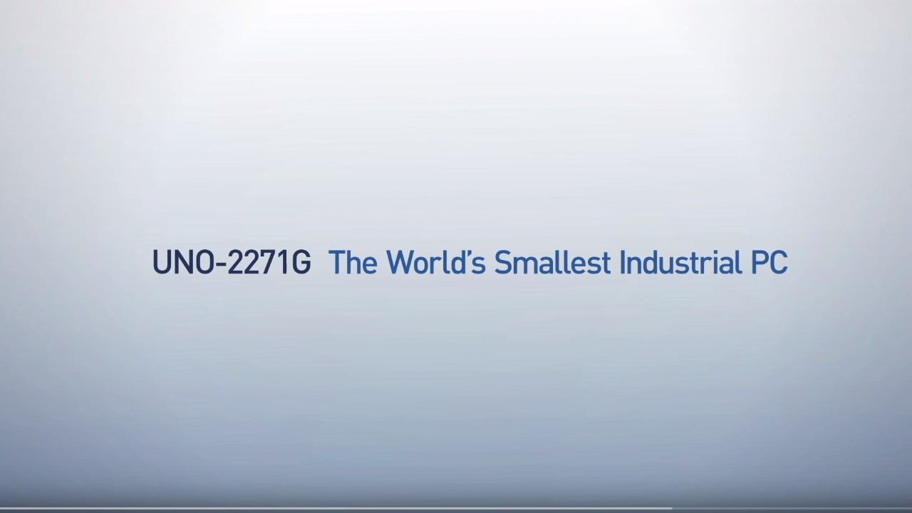 Industrial IoT Edge Gateway for Smart Factory, Advantech(EN)