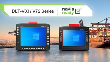 Advantech's DLT-V83 and DLT-V72 Series Rugged Vehicle Computers Are Navis Ready