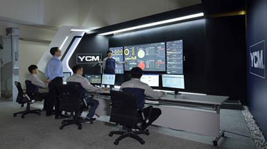 The Power of Co-Creation: YCM Turns to Advantech to Co-Create a CNC Management Solution