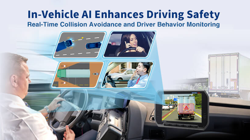 In-Vehicle AI Enhances Driving Safety